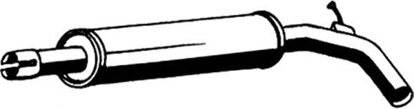 Резонатор ASMET 19.010