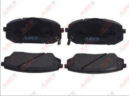 Тормозные колодки ABE C10326ABE