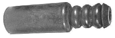 Пылезащитный комплект, пыльник, отбойник Metalcaucho 00998