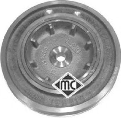 Шкив коленвала Metalcaucho 04455