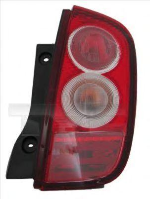 Задний фонарь TYC 11-0364-01-2