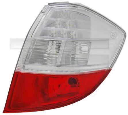 Задний фонарь TYC 11-11551-06-2