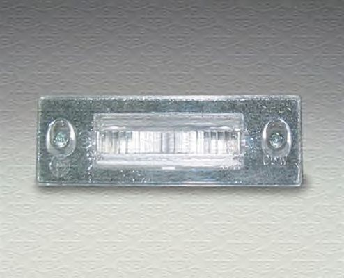 Фонарь освещения номерного знака MAGNETI MARELLI 714044660601