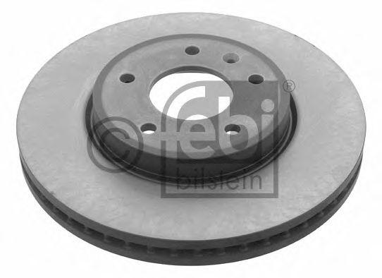 Тормозной диск FEBI BILSTEIN 31425