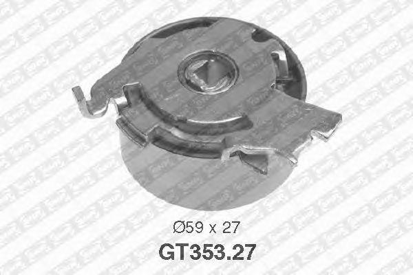 Натяжной ролик ремня ГРМ SNR GT353.27