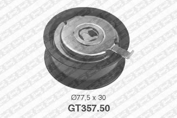 Натяжной ролик ремня ГРМ SNR GT357.50