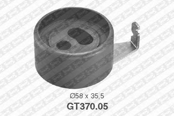 Натяжной ролик ремня ГРМ SNR GT370.05