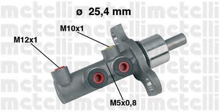 Главный тормозной цилиндр METELLI 05-0438