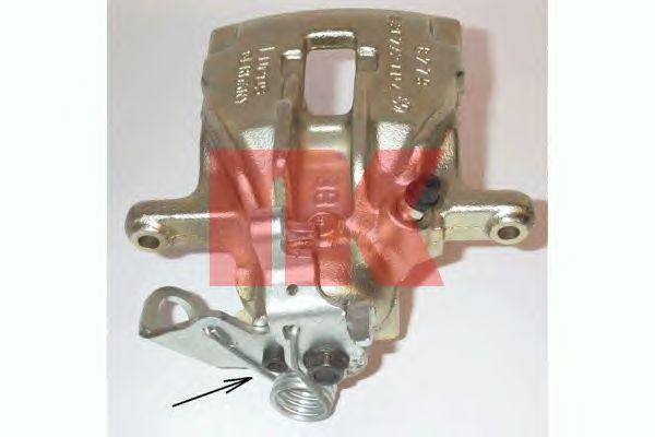 Тормозной суппорт NK 2147243