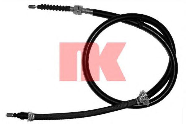 Трос ручника NK 901928
