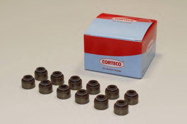 Комплект сальников клапанов CORTECO 19036071