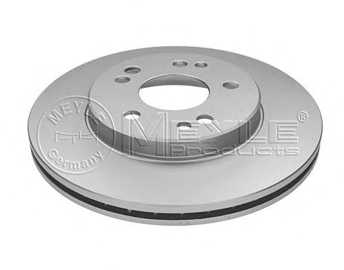 Тормозной диск MEYLE 015 521 2009/PD