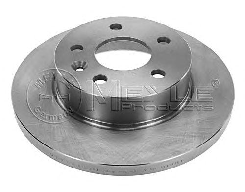 Тормозной диск MEYLE 015 521 2085