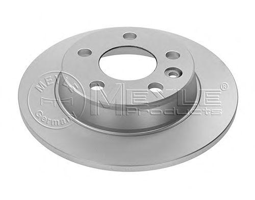 Тормозной диск MEYLE 115 523 1000/PD