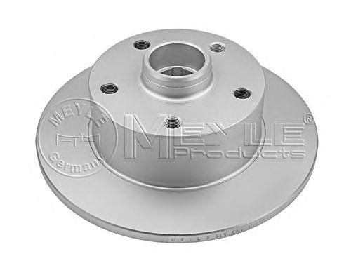 Тормозной диск MEYLE 115 523 1012/PD