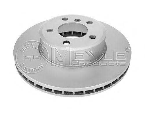 Тормозной диск MEYLE 315 521 3058/PD
