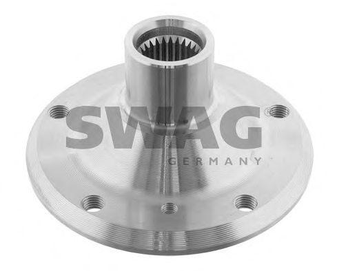 Ступица колеса SWAG 20 93 2807