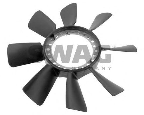 Вентилятор охлаждения SWAG 30 93 4466