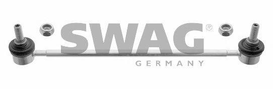 Тяга / стойка стабилизатора SWAG 84 93 0186