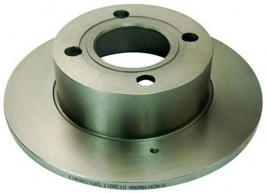 Тормозной диск DENCKERMANN B130012