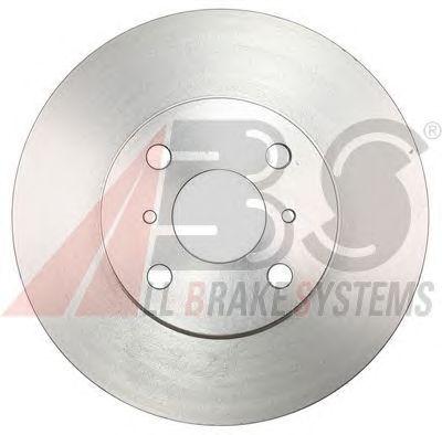 Тормозной диск A.B.S. 17028