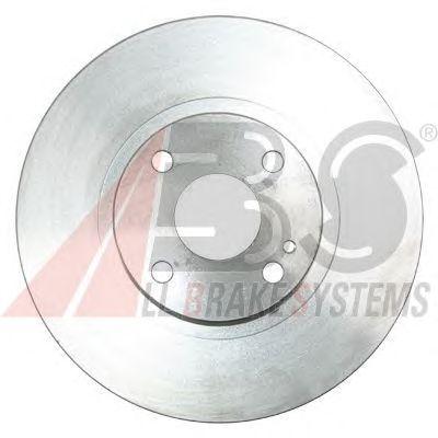 Тормозной диск A.B.S. 17098