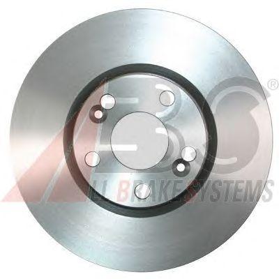 Тормозной диск A.B.S. 17157
