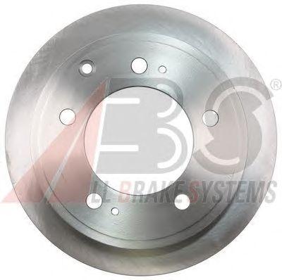 Тормозной диск A.B.S. 17176