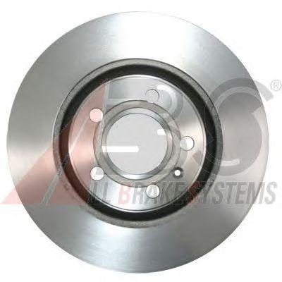 Тормозной диск A.B.S. 17692