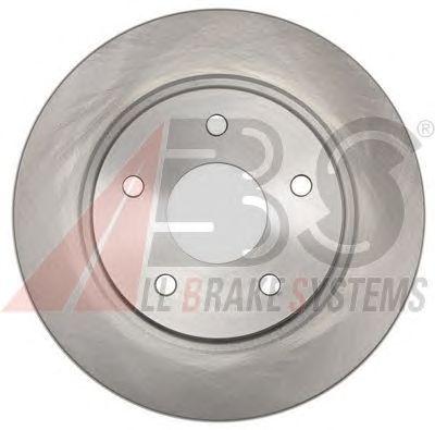 Тормозной диск A.B.S. 17994