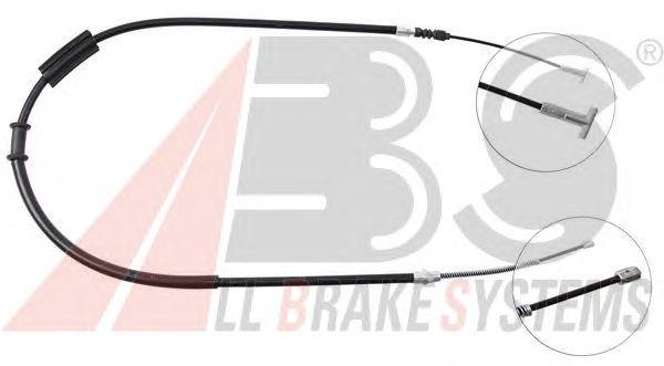 Трос ручника A.B.S. K13608