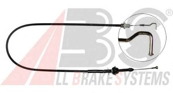 Тросик газа A.B.S. K35050