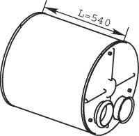 Резонатор DINEX 21328