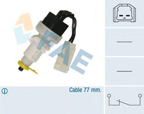 Выключатель фонаря сигнала торможения FAE 24365