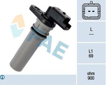 Датчик частоты вращения FAE 79256 (управление двигателем, АКПП)