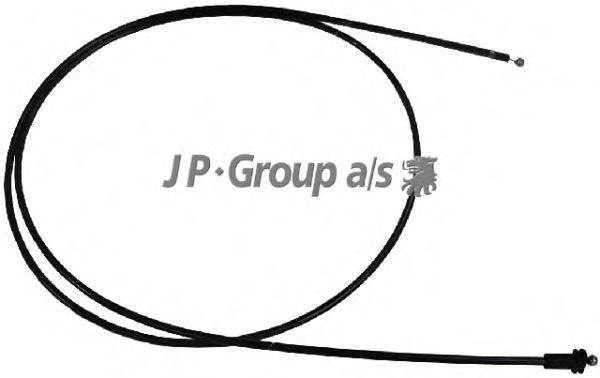 Трос замка капота JP GROUP 1170700700