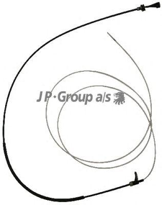 Тросик газа JP GROUP 1170101900