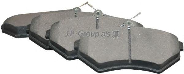 Тормозные колодки JP GROUP 1163601910