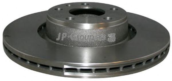 Тормозной диск JP GROUP 1163103400
