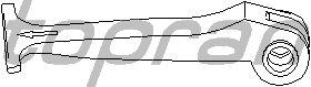 Ручка открывания капота TOPRAN 407 910