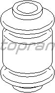Сайлентблок рычага TOPRAN 104 056