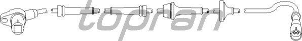 Датчик вращения колеса TOPRAN 111 073
