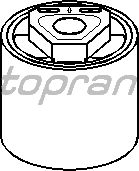 Сайлентблок рычага TOPRAN 500 016