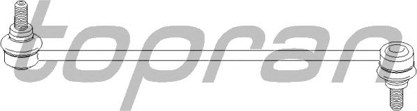 Тяга / стойка стабилизатора TOPRAN 501 056