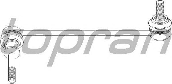 Тяга / стойка стабилизатора TOPRAN 501 489