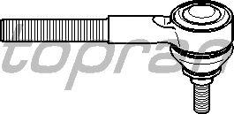 Наконечник рулевой тяги TOPRAN 400 651