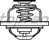 Термостат TOPRAN 721 118