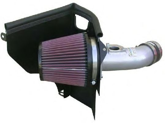 Система спортивного воздушного фильтра K&N Filters 69-8001TS