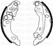 Тормозные колодки CIFAM 153-070