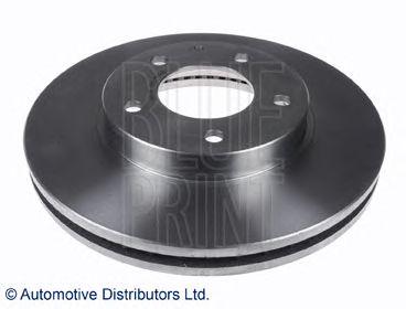 Тормозной диск BLUE PRINT ADM54367